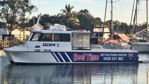 Odin - Yamba Boat Charter