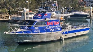 Silver Star - Yamba Fishing Charters